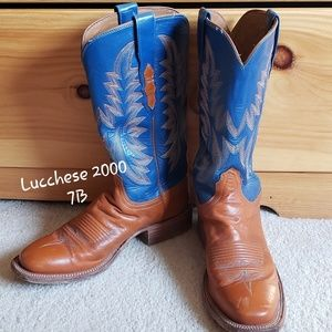 Women's Lucchese 2000 Boots